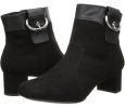 Total Motion 45mm Square Buckle Bootie Women's 5.5