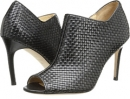 Annabel Open Toe Weave Bootie Women's 9.5