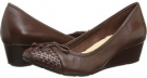 Cole Haan Tali Lace Wedge Weave Cap Toe Size 5