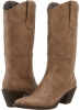 Swirl Stitch Boot Women's 5