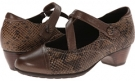 Bronze Multi Aravon Portia for Women (Size 7)