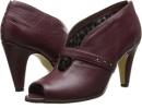 Burgundy Leather Bella-Vita Nouveau for Women (Size 9.5)