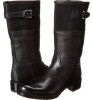 Mid Calf Boot w/ Buckle Women's 6