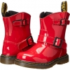 Dr. Martens Kid's Collection Nisha Engineer Calf Boot Size 8