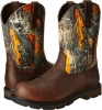 Ariat Groundbreaker Pull-on Steel Toe Size 9