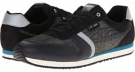 Just Cavalli Python Leather Low-Top Trainer Size 13