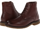 Johnston & Murphy Copeland Shearling Boots Size 8