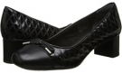 Total Motion 45 Square Quilted Cap Pump Women's 5.5