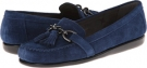 Dark Blue Suede Aerosoles Super Soft for Women (Size 5)