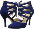 Blue Chrome Free Suede Isola Indira for Women (Size 7)