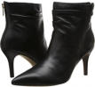 Black Velvet Sheep Nappa Isola Pisces for Women (Size 7)