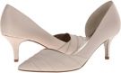 Sand Satin Adrianna Papell Ravenna for Women (Size 7)