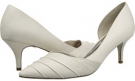 Ivory Classic Satin Adrianna Papell Ravenna for Women (Size 7)