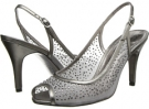 Pewter Adrianna Papell Fame for Women (Size 7)