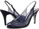 Navy Adrianna Papell Fame for Women (Size 7)
