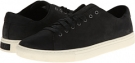 Black Tumbled Nubuck Polo Ralph Lauren Jermain for Men (Size 8)