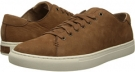 Polo Tan Tumbled Nubuck Polo Ralph Lauren Jermain for Men (Size 8)