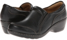 Black Calf Ionic Softspots Haddie for Women (Size 7)