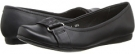 Black Fitzwell Mollie for Women (Size 5)