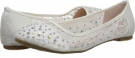 White Coloriffics Evelyn for Women (Size 5.5)