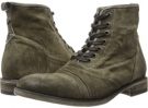 John Varvatos Fleetwood Lace Boot Size 8