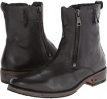John Varvatos Parisian Double Zip Boot Size 9