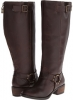 Cocoa Gabriella Rocha York Extra Wide Calf for Women (Size 7)