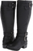 Black Gabriella Rocha Milo Wide Calf for Women (Size 7)