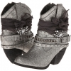 Not Rated Glitzy Trio Size 7.5