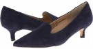 Navy Suede Fitzwell Emily for Women (Size 5)