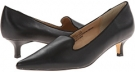 Black Leather Fitzwell Emily for Women (Size 5)
