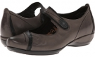 Grey Aetrex Brianna Mary Jane for Women (Size 5)