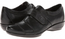 Black Aetrex Corinne Monk Strap for Women (Size 5)