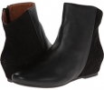 Black Calf/Black Suede Corso Como Dynasty for Women (Size 7)