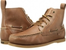 Polo Tan Smooth Pull Up Polo Ralph Lauren Barrott for Men (Size 13)
