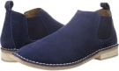 Navy Suede Steven Dylyn for Women (Size 7)