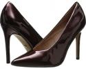Burgundy Patent Nina Originals Refine for Women (Size 5)