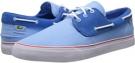 Light Blue/Blue Lacoste Barbuda PS for Men (Size 8)