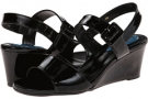 Black Ferns Patent Fitzwell Maria for Women (Size 5)