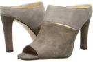 Antelope/Caribou Kid Suede Calvin Klein Abby for Women (Size 6)