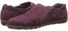 Purple Leather Lobo Solo Monet for Women (Size 7)