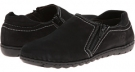 Black Leather Lobo Solo Monet for Women (Size 7)