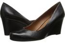 Black Leather Franco Sarto Rina for Women (Size 7)