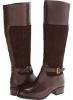 Oxford Brown Leather Franco Sarto Corda for Women (Size 7)