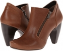 Cognac Gabriella Rocha Indy Zip for Women (Size 9.5)