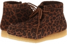 Leopard Print Chukka Boot Women's 9