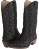 Lace Glitter Snip Toe Boot Women's 5.5