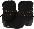 Studded Strap Ankle Boot Women's 5.5