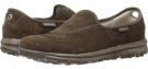 Chocolate SKECHERS Performance Go Walk for Women (Size 5)