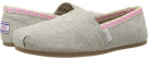 Bobs Plush - Falcon Feather Women's 5